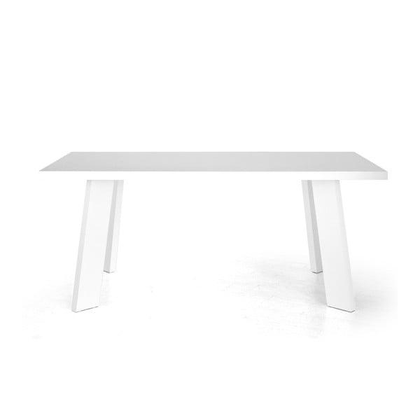 Jídelní stůl Patos, bílý
