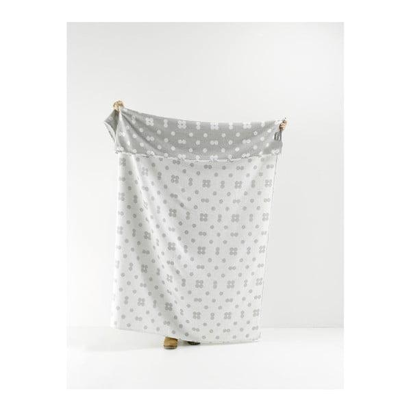 Oboustranná deka Roomblush Dots,130x180cm