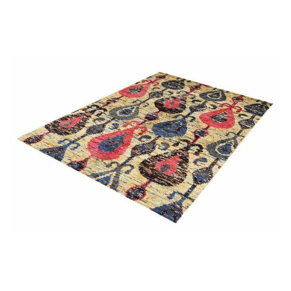 Ručně tkaný koberec Ikat H9 Mix, 120x180 cm