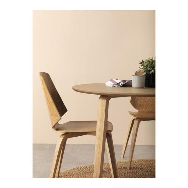 Set 4 scaune Geese Natural