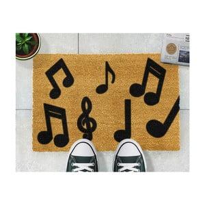 Rohožka Artsy Doormats Music Notes,40x60cm