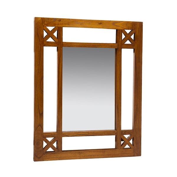 Toaletní stolek ze dřeva mindi se zrcadlem SantiagoPons Elegance