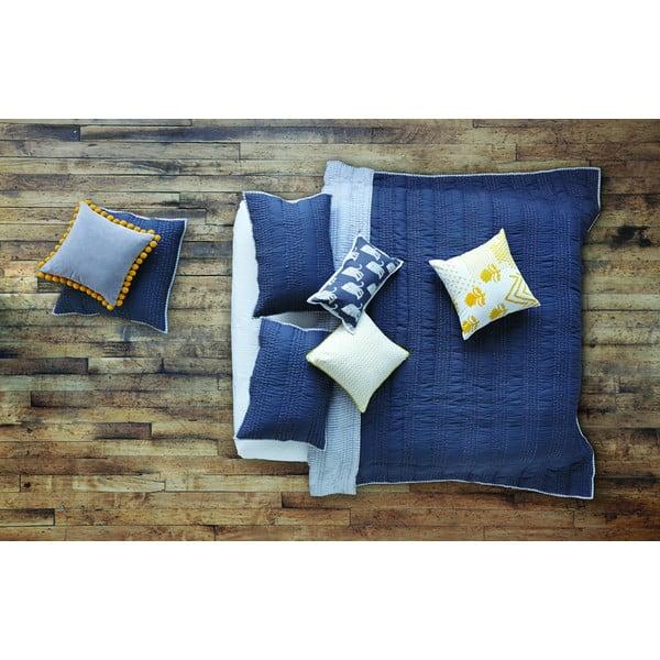 Přehoz Shanti Pale Blue, 180x220 cm
