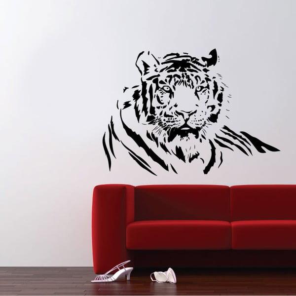Samolepka na stěnu Tygr, 60x90 cm