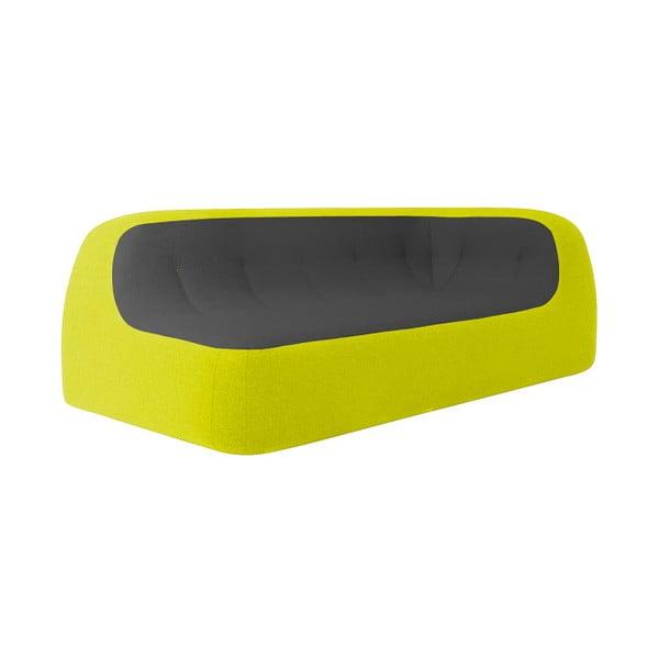 Žlutočerná sedačka Softline Sand