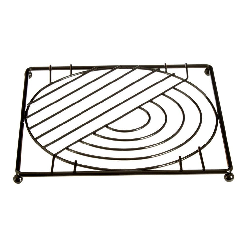 Železný podstavec pod hrnce Premier Housewares Vertex, 20 x 20 cm