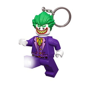 Svítící klíčenka LEGO® Batman Joker