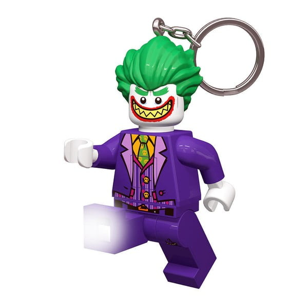 Breloc luminos LEGO® Batman Joker