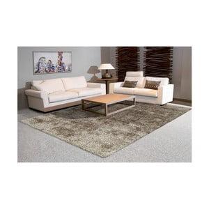 Tmavě šedý koberec Arte Espina Grace Shaggy, 60x110cm