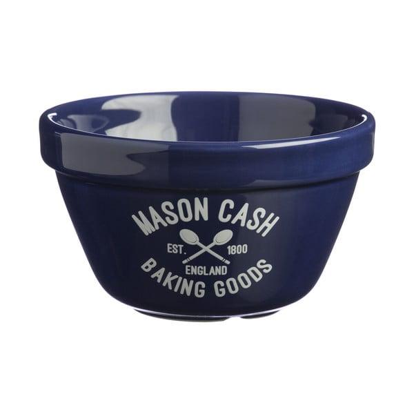 Kameninová miska na pudink Varsity Blue, 14 cm