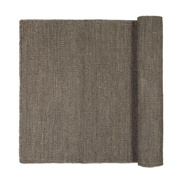 Šedý koberec Blomus Pura, 140 x 200 cm