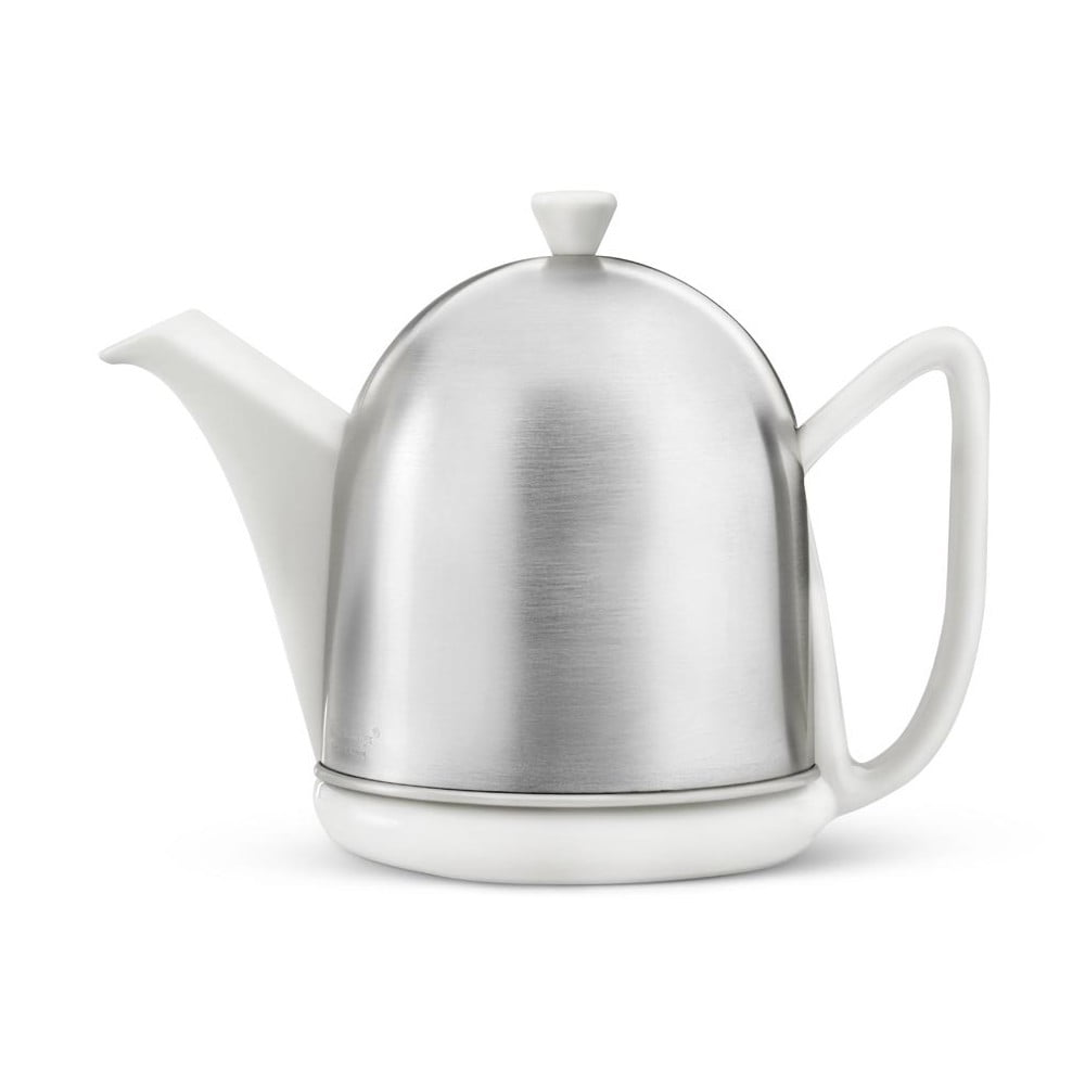 Matná konvice se sítkem na sypaný čaj Bredemeijer Manto, 1l