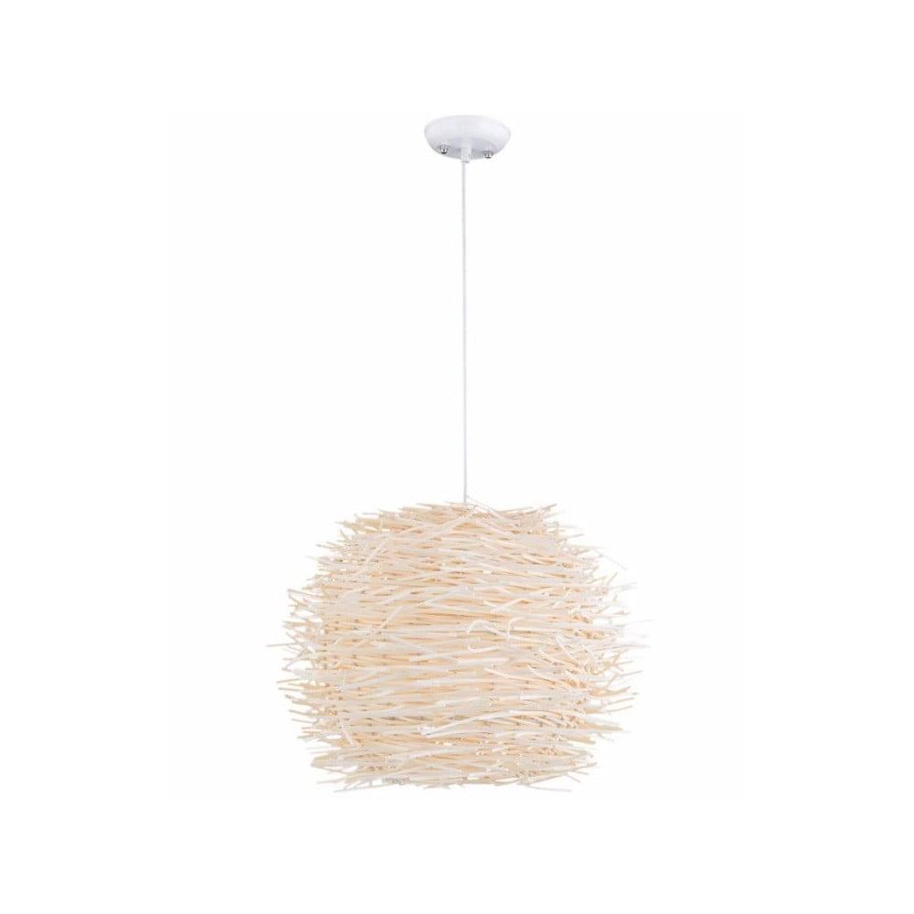 Béžové stropní svítidlo Kasmir Tiftik