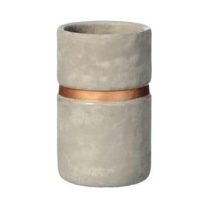 Ghiveci Ixia Ring, înălțime 20 cm