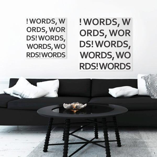 Magnetická tabule Words Big