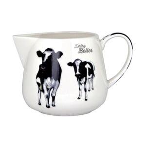 Mléčenka z kostního porcelánu Ashdene Dairy Belles, 375ml