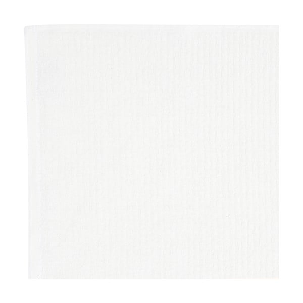 Sada 2 bílých froté ručníků Casa Di Bassi Stripe, 50x70cm
