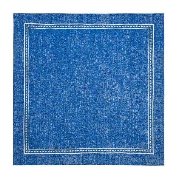 Modrý bavlněný ubrousek Butlers Tuscany