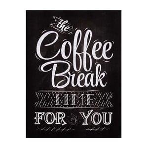 Obraz na plátně Coffee Break, 30x40 cm