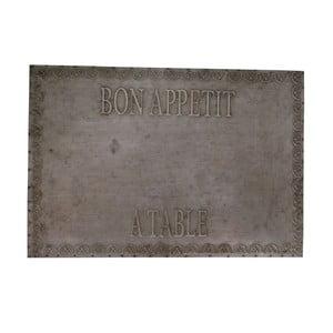 Tăbliţă decorativă din zinc Antic Line Zinc