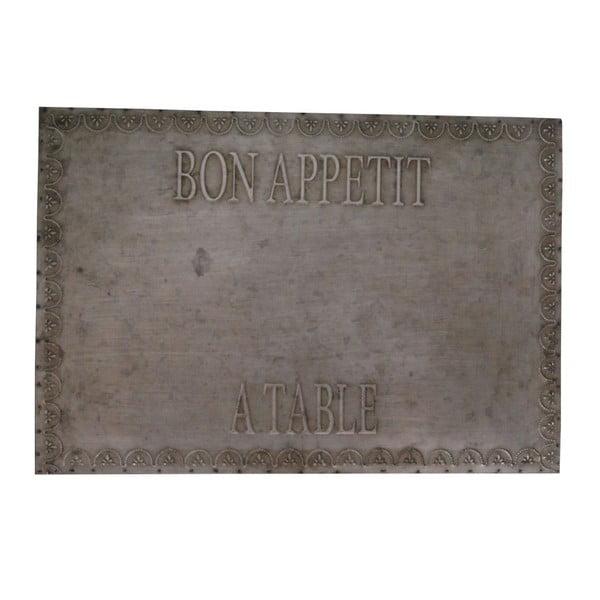 Dekorativní tabule ze zinku Antic Line Zinc