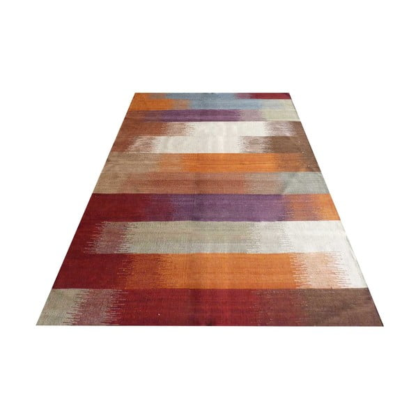 Ručně tkaný koberec Kilim Modern 180, 140x200 cm