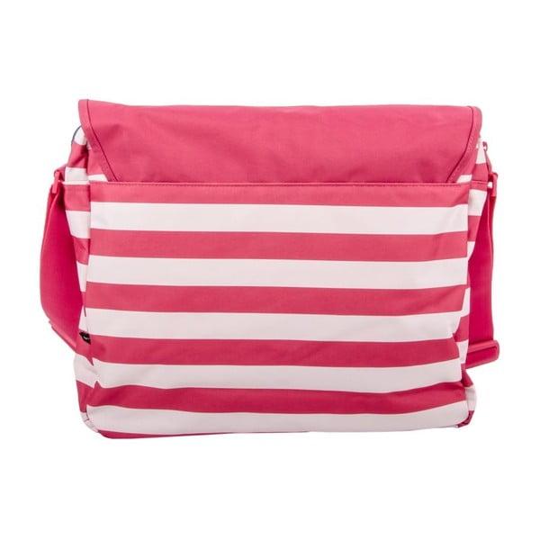 Taška Paul Frank Pink Stripes