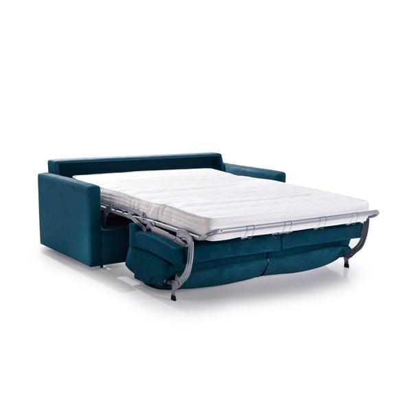Canapea extensibilă Softnord Soul, albastru