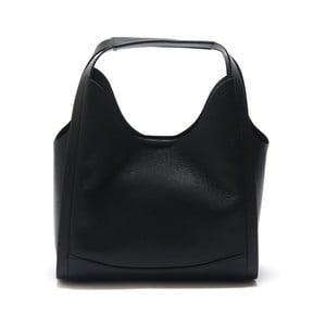 Černá kožená kabelka Isabella Rhea Ravenea