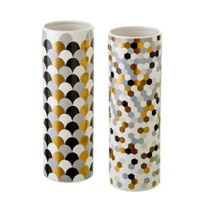 Set 2 vaze din ceramică Unimasa Mold