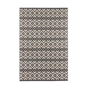Černo-krémový koberec Zala Living Harmony, 155x230cm