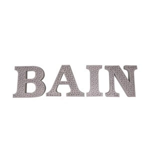 Závěsná písmena Antic Line BAIN