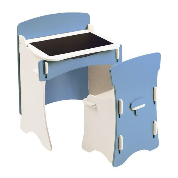 Dětský stolek a křesílko Blue