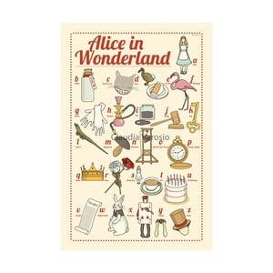 Plakát Alice in Wonderland (Alenka v říši divů)