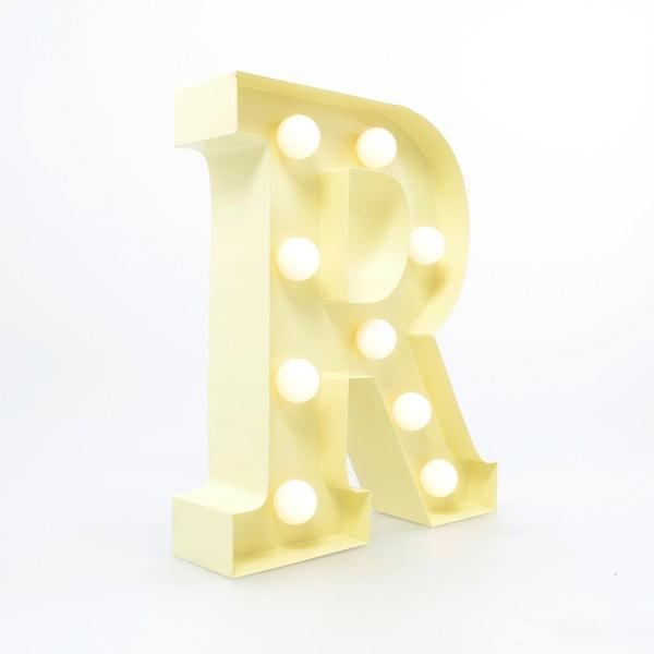 Dekorativní světlo Carnival R, vanilkové