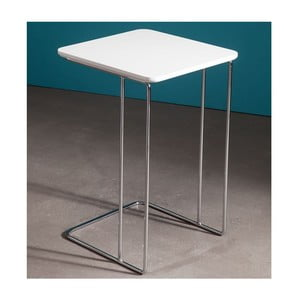 Odkládací stolek Pandora White