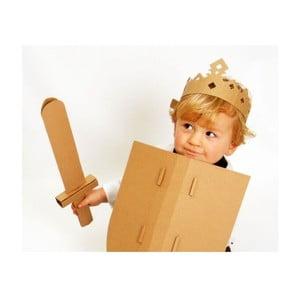 Papírové hračky Hocki Rytíř