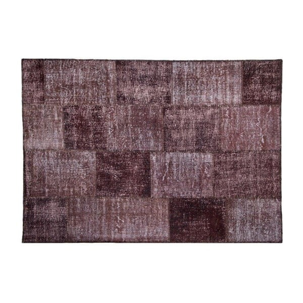 Vlněný koberec Allmode Cappuchino, 180x120 cm