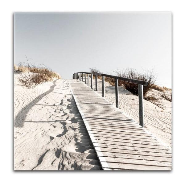 Obraz Styler Glas Dunes 7D, 20 x 20 cm
