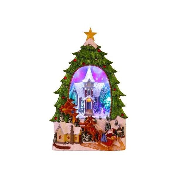 Svítící dekorace Christmas Sledge