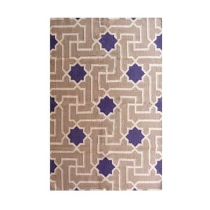 Ručně tkaný koberec Kilim 216, 155x240 cm