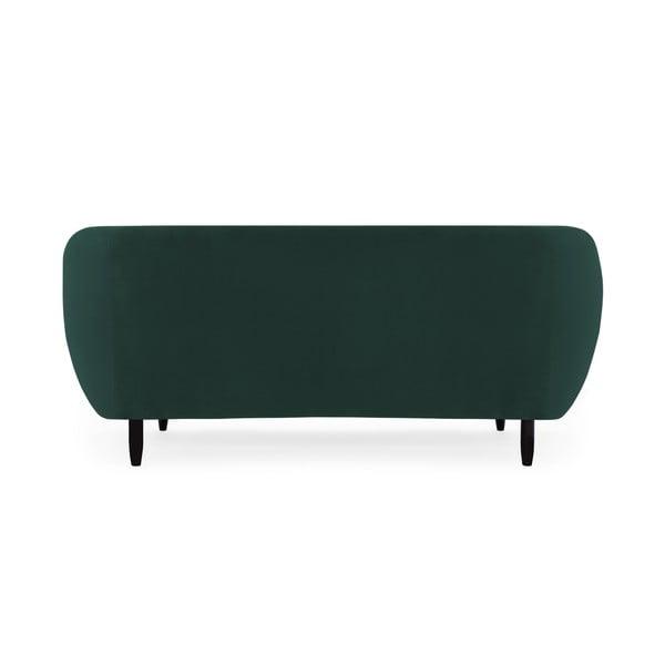 Canapea 3 locuri Vivonita Laurel Petrol, verde