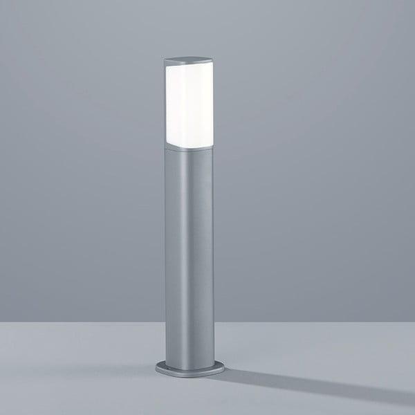 Venkovní stojací světlo Ticino Titanium, 50 cm