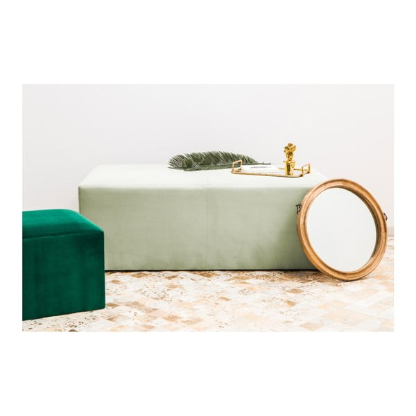 Zelený puf Vivonita Scarlet