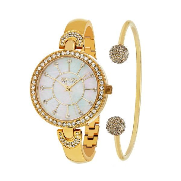 Dámské hodinky So&Co New York GP16297