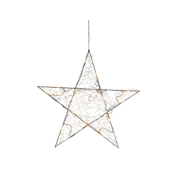 Svítící dekorace Loop Star
