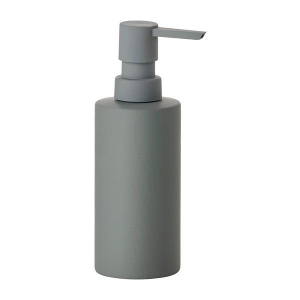 Šedý dávkovač mýdla Zone Solo