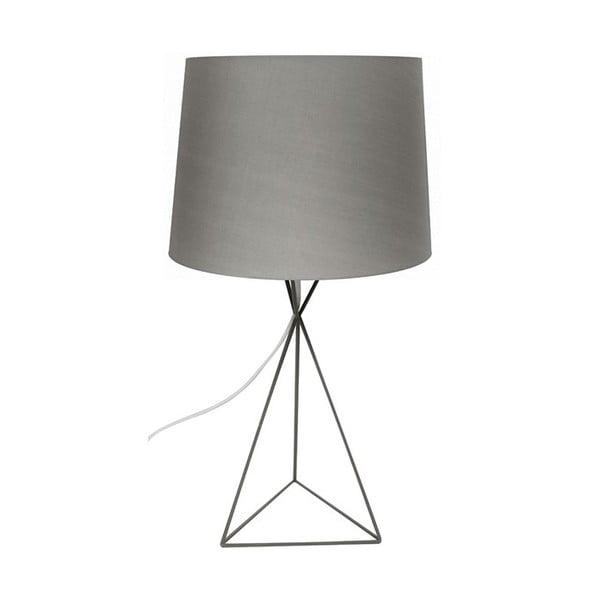 Stolní lampa Origami grey