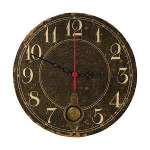Nástěnné hodiny Stay Vintage, 30 cm