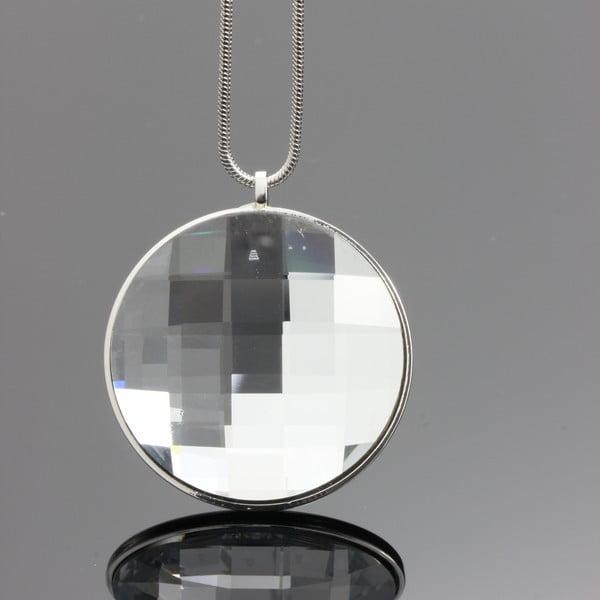 Náhrdelník se Swarovski Elements Laura Bruni Mirror